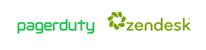 pagerduty and zendesk